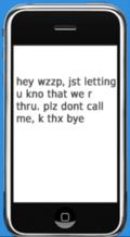 Break up Text