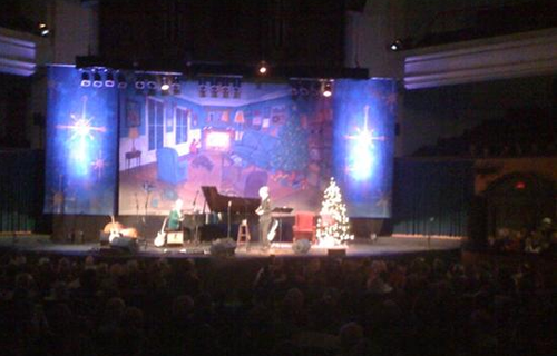 Stuart McLean Vinyl Cafe Christmas Convocation Hall Toronto