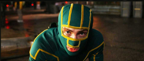 Kick-Ass, Kick-Ass The Movie