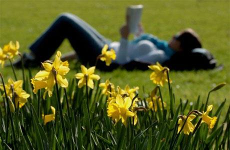 Spring-resting